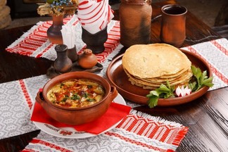 В Минске стартовала Неделя белорусской кухни. Блюда — от 2,5 рублей