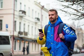 В Минске запустили новый сервис доставки еды
