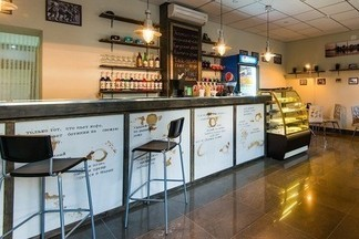Фотофакт: на Независимости, 43 открылась демократичная кофейня «Кофеич»