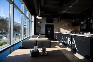 Азия и Европа. Кафе-бар Soba открылся в бизнес-центре «Академия»