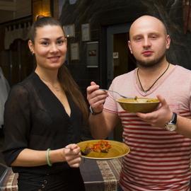Кулинарный мастер-класс «Тжвжик»