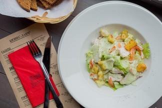 Обед в городе: европейские и турецкие блюда в Café Netto