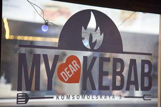 На Комсомольской, 3 открылся кебабшоп My Dear Kebab с поваром из Турции и супами в стакане