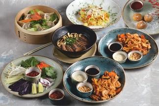 Только до 25 ноября: в Sushi Vesla предложили новый азиатский сет за 28 рублей из 5 блюд (весом в 1,5 кг!)