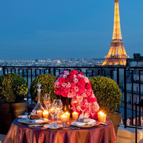 Самые романтичные места мира ко Дню всех влюбленных!