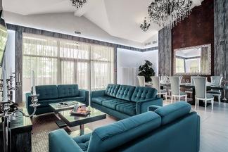 Новая вилла в Robinson Club: изысканный интерьер, терраса с джакузи и собственный банкетный зал