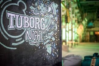 Фотофакт: как минчане всю ночь тусовались на Tuborg Night