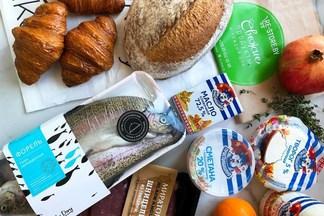 В столице запустили сервис по доставке свежих продуктов на неделю