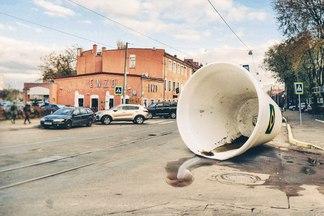 Фотофакт. Минский дизайнер сделал креативные геометки для значимых городских мест