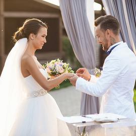 Свадьба Сергея Лапковского