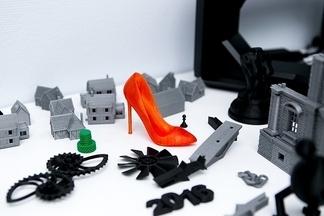 Как это работает: печатаем туфли на 3D-принтере