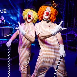 Cirque du Bogema