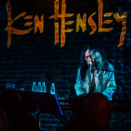 Кен Хенсли