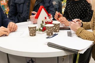 Фотофакт. Клиенты и эксперты выбрали, каким будет новый кофе на заправках сети А-100