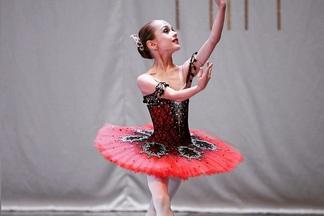 8-летняя балерина из Беларуси взяла золото престижного конкурса TanzOlymp