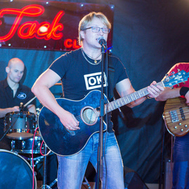Сover-band Jet Set и cover-band OK-band