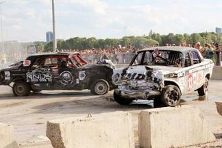 На Боровой в июне пройдут автобои на выживание