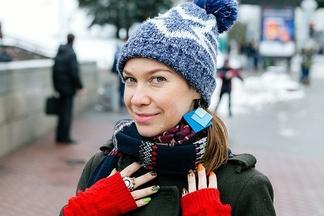 Street Fashion: кольцо с Тенерифе и валенки из ГУМа