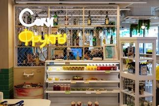 WOK, пицца и европейский дизайн. У метро «Институт культуры» открылось бистро с самообслуживанием