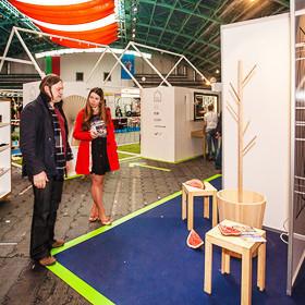 Как мы сходили на Неделю дизайна с председателем Белорусского союза дизайнеров