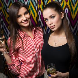 Александра Степанова и Dj Kirill Y