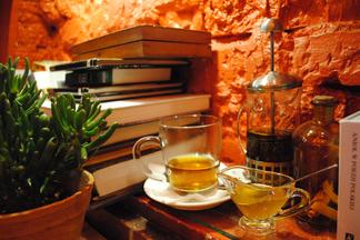 Чем согреет «Стары Менск»: мятный чай и бабушкино варенье