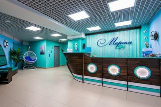 Морское путешествие в центре Минска