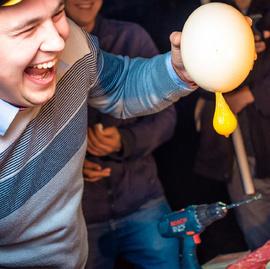 Традиционный Всемирный день яйца