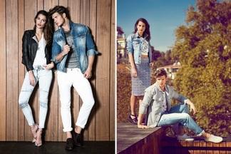 С винтажными декорациями и джинсовым изобилием: на днях в Dana Mall откроется новый магазин LTB Jeans&Casual
