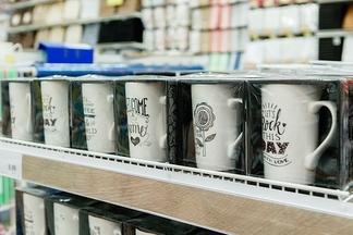 Фотофакт: на Каменногорской открылся второй магазин товаров для дома JYSK
