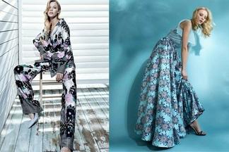 Парящие макси и мини по фигуре: что найти к лету в новой коллекции итальянского бренда Isabel Garcia