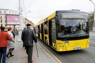 В Минске появятся автобусы с кондиционерами и Wi-Fi