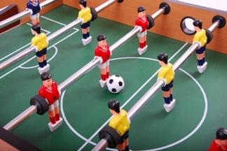 В Беларуси пройдет чемпионат по настольному футболу с призовым фондом в 1500 руб. Регистрация уже началась!