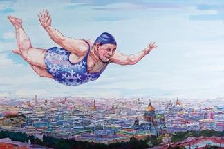 «Водил меня Серега»: скоро Шнуров откроет выставку своих работ в Минске (18+)