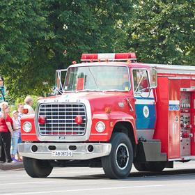 День пожарной службы в Беларуси