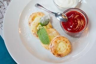 Любимые блюда главного по завтракам в Café Milano