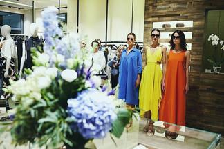 Фотофакт: как прошла закрытая fashion-вечеринка в честь открытия бутика MaxMara