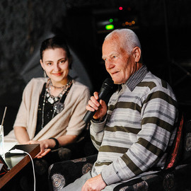 Loft Lab: «Мастер-класс по вокалу от Владимира Бучеля»