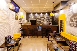 Первая кофейня витебской сети Smile Coffee появилась в Минске. Каждый 5-й кофе — бесплатно