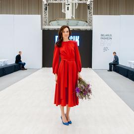 Belarus Fashion Week. BOITSIK