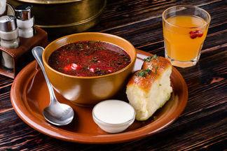 Комплексный обед за 5 рублей. В кафе-бистро «Хлеб Соль» обновили обеденное меню