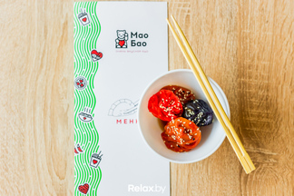 «Кот любит булочку». Около ЦУМа открылось кафе азиатской кухни «Мао-Бао»