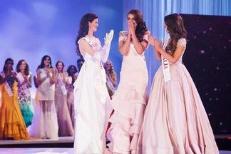 Минчанка вышла в финал международного конкурса красоты (+ фото и видео)