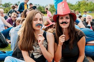 80 тысяч минчан, парад бородачей и драники с бургерами: как прошел фестиваль A-fest в Минске