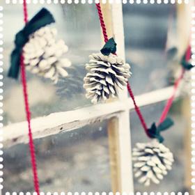 <b>Новогодние украшения</b> для дома своими руками оригинальные ...