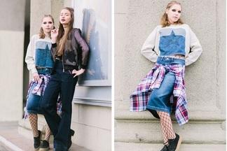 Проект «Модная реконструкция»: воссоздаем образы минских модников. Часть третья: 1980-2000-е годы
