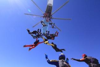 Новый парашютный рекорд страны, или как проходил фестиваль #пронебо