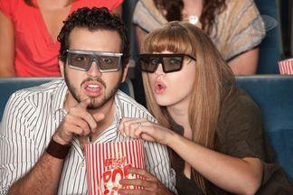 Кинотеатры Silver Screen предлагают посетителям приобрести собственные 3D-очки