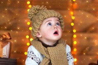 Новогодний праздник для самых маленьких: куда сходить с ребенком до 1,5 лет?