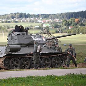 День танкиста в Беларуси